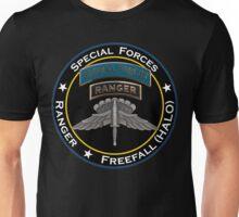 SF Ranger HALO Unisex T-Shirt
