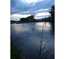 Secret Fishing Spot Photographic Print