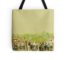 Museum of Tolerance Tote Bag