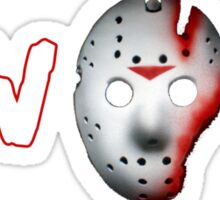 what would jason do?... Sticker