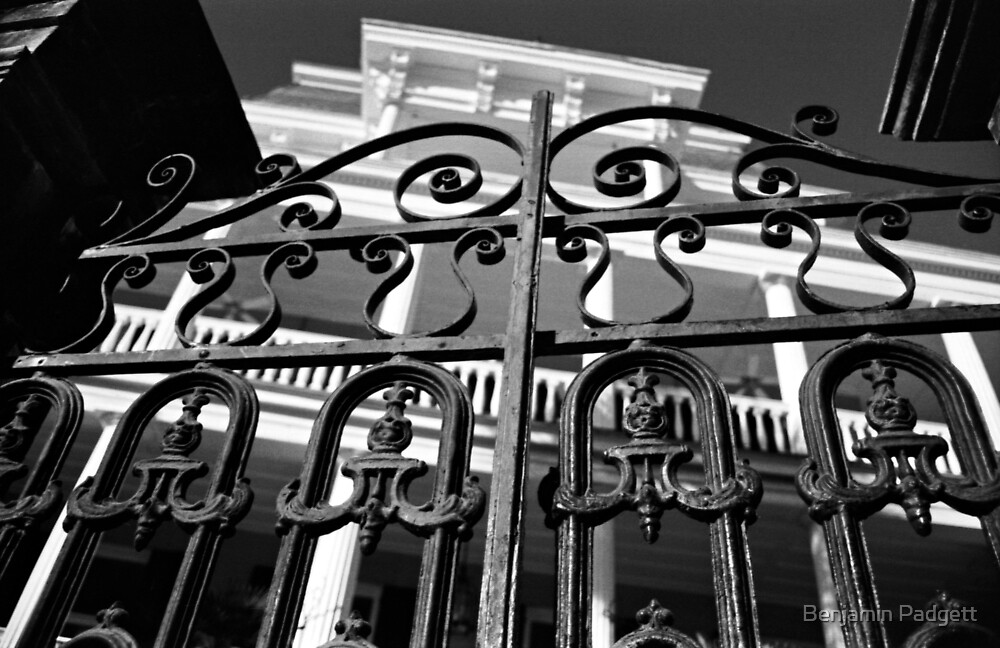 South Battery Gated Mansion by Benjamin Padgett