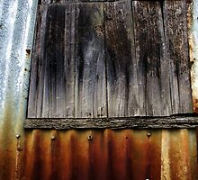 Rust & Wood - West End Series by Jordan Miscamble