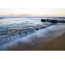 Dusky Rock Photographic Print