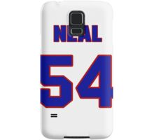 National baseball player Blaine Neal jersey 54 Samsung Galaxy Case/Skin