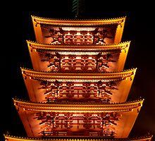 The Temple by Matt  Streatfeild