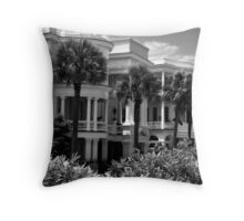 Charleston Battery Throw Pillow