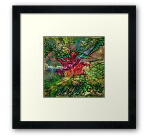 Summer Wine 4 Framed Print
