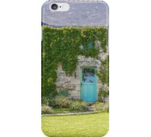 A Cottage in Beganne, Brittany, France iPhone Case/Skin