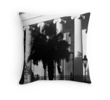 Hibernian Palmetto Throw Pillow