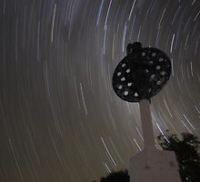 Star Trails at Mt Kaputar by Tim Bates