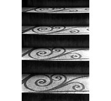 Shadows & Stairs No. 1 Photographic Print