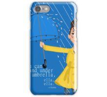 Stand Under my Umbrella iPhone Case/Skin
