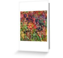 Summer Wine 2 Greeting Card