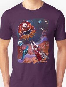 The Guardian Legend: Alyssa vs. Red Grimgrin T-Shirt