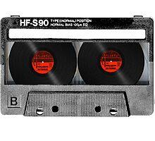 Cool Cassette Tape by crimsonking842