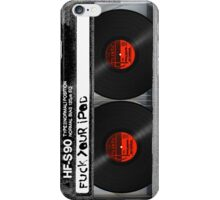F**K your ipod cassette tape iPhone Case/Skin