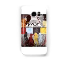 RWBY Movie Poster Samsung Galaxy Case/Skin
