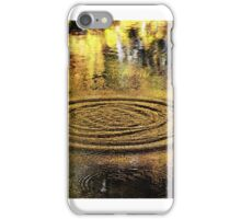 Reflective Ripple iPhone Case/Skin