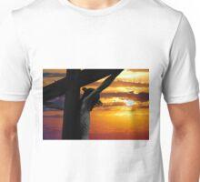 CALVARY SUNSET Unisex T-Shirt