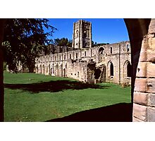 Fountains Abbey 15 Photographic Print