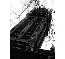 Gothic Church. Photographic Print