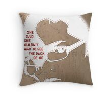 Sew Wat?! Throw Pillow