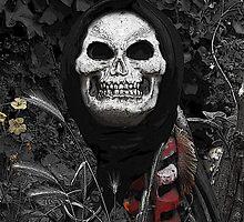 Voodoo figure by Quarryhill