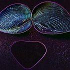 Kissing clams by nikib