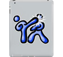 Kick It iPad Case/Skin