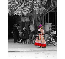Bac Ha Sapa Photographic Print