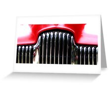 1953 Holden Greeting Card