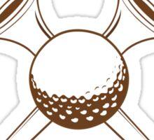 BUSHWOOD COUNTRY CLUB FUNNY FUNNY GEEK NERD Sticker