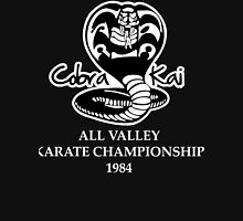 Cobra Kai All Valley Karate Championship 1984 Funny Geek Nerd Unisex T-Shirt