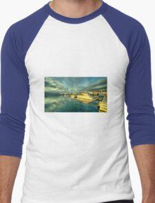 Rijekan reflections Men's Baseball ¾ T-Shirt