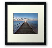Port Hughes II Framed Print