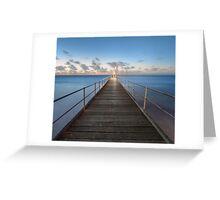Port Hughes II Greeting Card