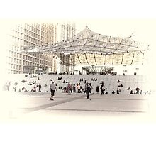 La Defense, Paris, France #5 Photographic Print