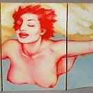 Fantasizing  by Amanda Burns-El Hassouni