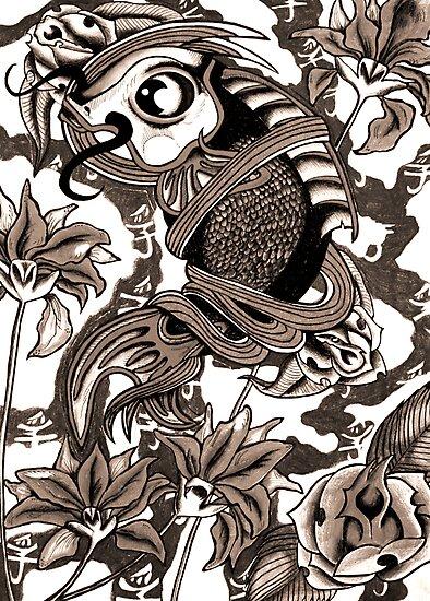 Koi by Samantha Nelson