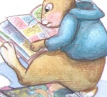Pete the Rabbit Sticker