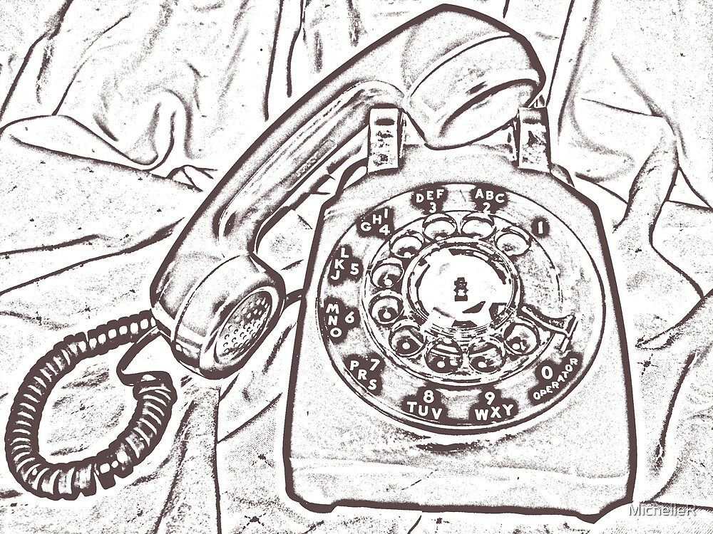 A Call From 1970 by MichelleR