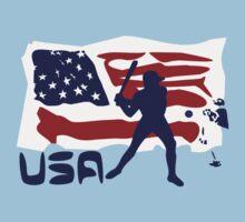 Baseball USA by Grobie