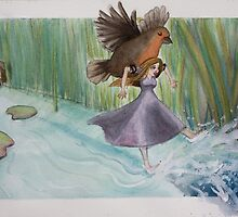Thumbelina by Cecile Haynes