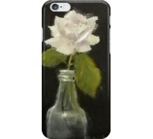 White rose 2 iPhone Case/Skin