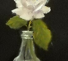 White rose 2 by rosalind roberts