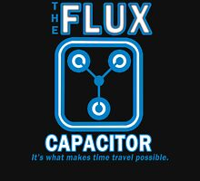 THE FLUX CAPACITOR FUNNY GEEK NERD Unisex T-Shirt