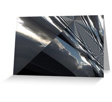 Cloud Projection Greeting Card