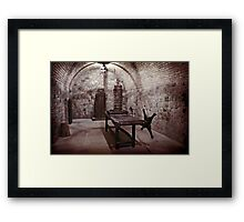 The Chamber Framed Print