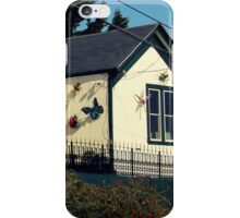 That Little Cold-Blooded House On The Hill iPhone Case/Skin