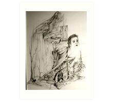 A Child's View Art Print